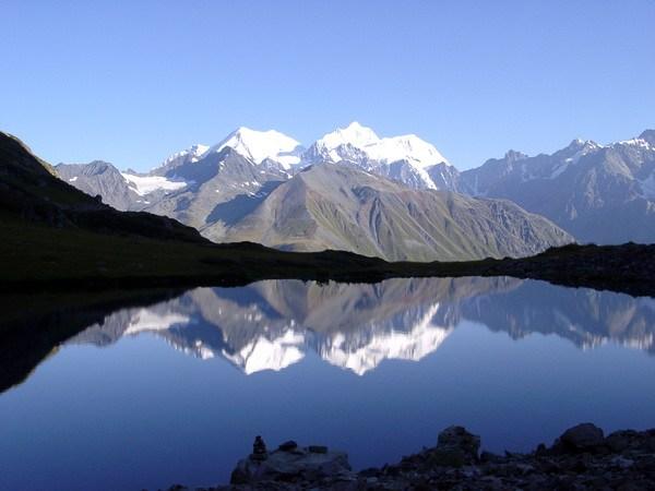 на фото: Озеро Равновесия